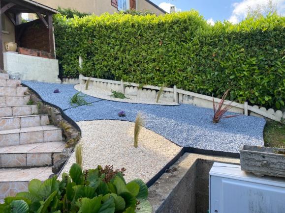 aménagement paysager jardin
